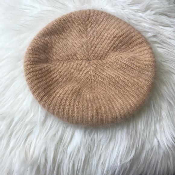 8c4f2461eded9 🌟Aris🌟 Angora Wool Blend Beret Hat